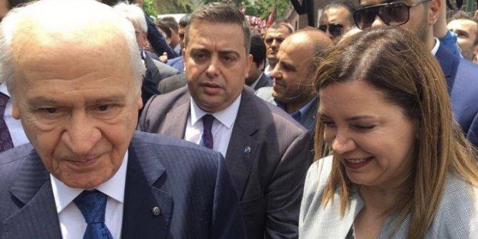 Bahçeli Ankara'ya geri döndü