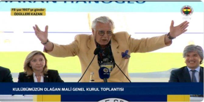 Fenerbahçe mali kurulunda İmamoğlu'na destek