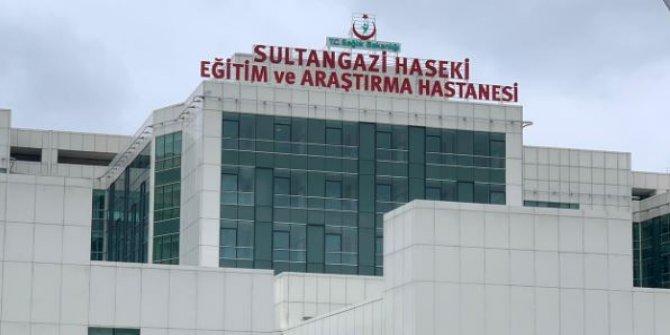 İstanbul'da hastane karantinaya alındı