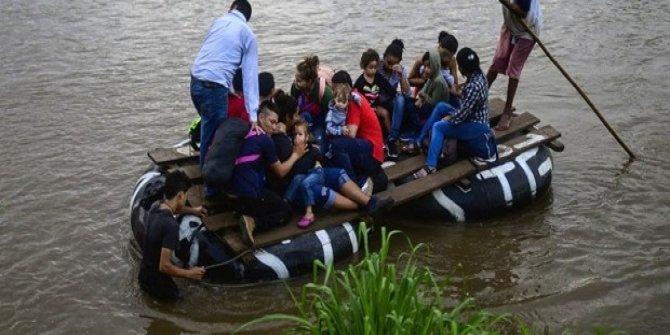 Meksika göç akışına karşı tedbirleri artırıyor