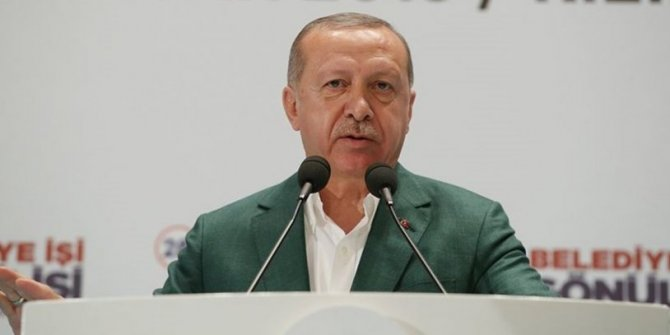 """Erdoğan'dan İstanbul için """"Milli Görüş"""" hamlesi"""
