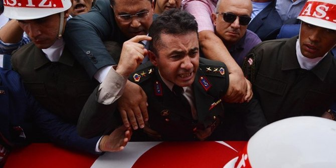 FETÖ iftirası atılan Yarbay Mehmet Alkan beraat etti