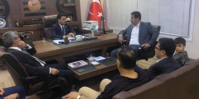 SGK Başkanı İstanbul'da seçim çalışmasına katıldı