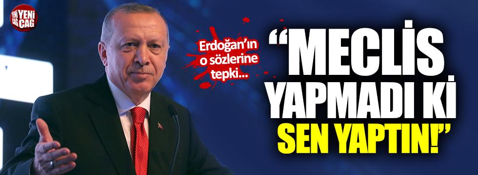 Türkkan'dan Erdoğan'a vergi tepkisi