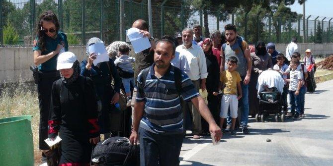 Suriyeliler neden Türkiye'ye getirildi?