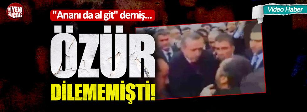 Erdoğan'ın İmamoğlu açıklaması o görüntüleri akıllara getirdi