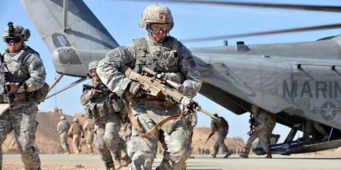 ABD'den Orta Doğu'ya bin asker daha