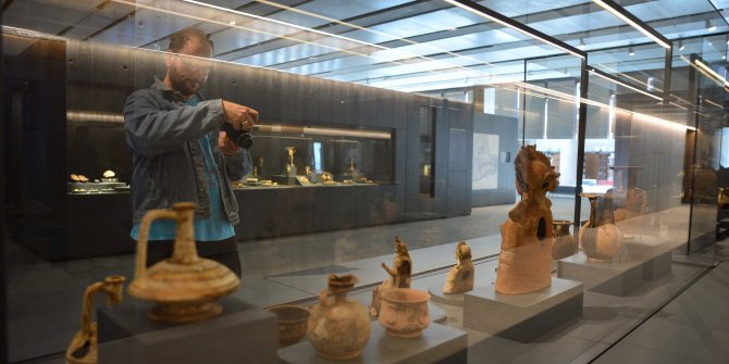 Çanakkale'deki Troya Müzesi 'Yılın Müzesi'ne aday oldu