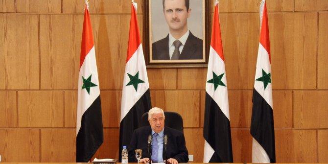"""Suriye: """"Türkiye ile savaşmak istemiyoruz"""""""