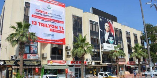 AKP'li Başkan reklama 13 milyon harcamış