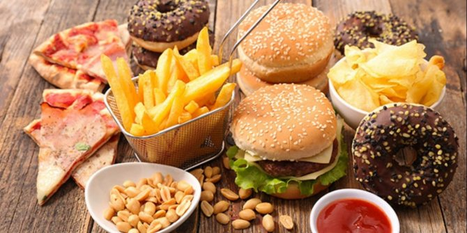 Fazia işlenmiş gıdalar ölüme yol açıyor
