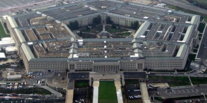 Pentagon'da flaş değişiklik