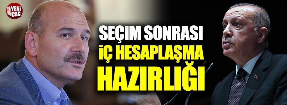 """""""Seçim sonrası AKP'de çok ciddi iç hesaplaşma hazırlığı var"""""""