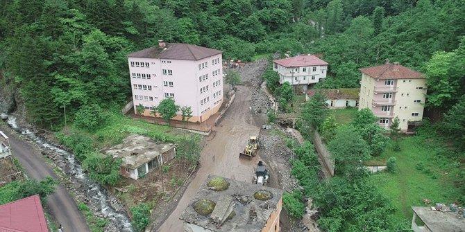 Trabzon Araklı'da HES Faciası: Bilanço ağır