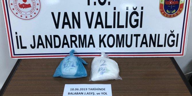 İranlı turist 2 kilo uyuşturucu ile yakalandı