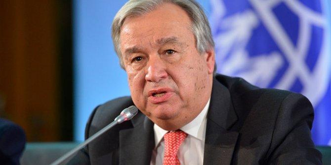 Birleşmiş Milletler'den İdlib açıklaması