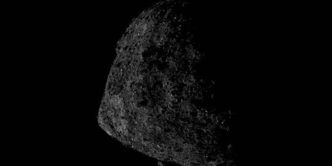 NASA Bennu'nun en net fotoğrafını paylaştı