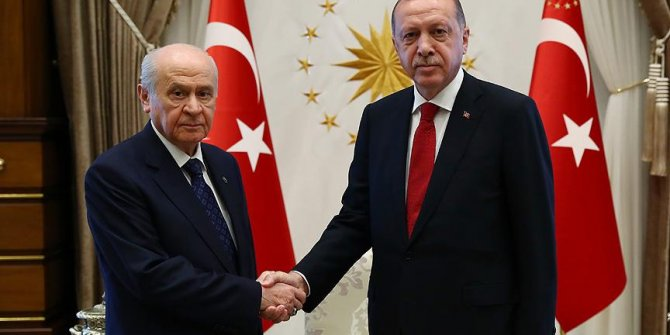 Erdoğan ve Bahçeli'nin  kurduğu parti devleti…