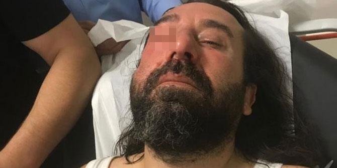 İYİ Parti kurucularından Metin Bozkurt'a saldırı