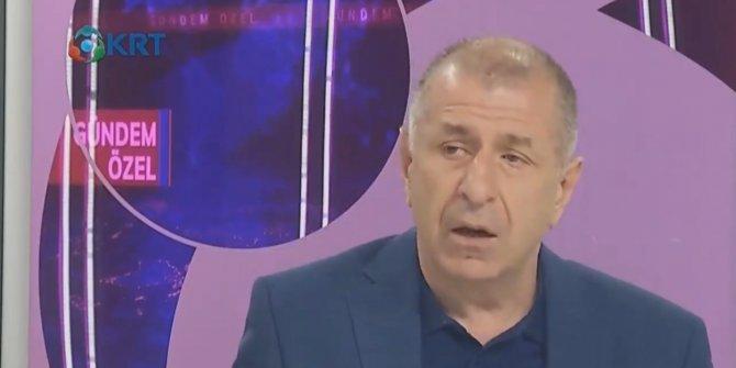 "İYİ Partili Ümit Özdağ: ""AKP 2 Parti doğuracak"""