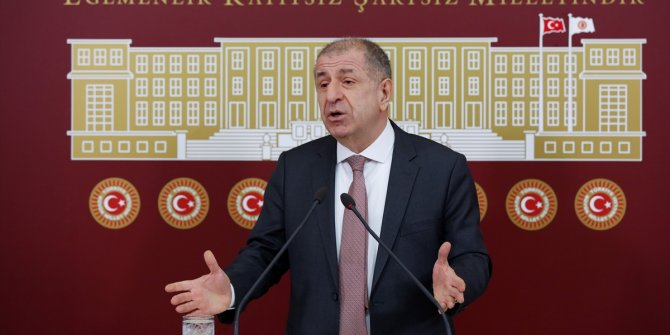 """Ümit Özdağ: """"Darbeyi yapan Erdoğan'dır"""""""