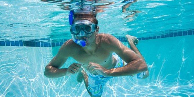 Havuz sularında göz enfeksiyonu tehlikesi