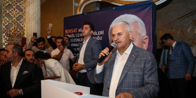 Kürtçü paylaşıma Binali Yıldırım'lı savunma