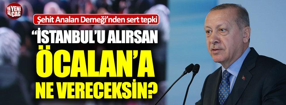"""""""İstanbul'u kazanırsanız, Öcalan'a ne vereceksiniz?"""""""