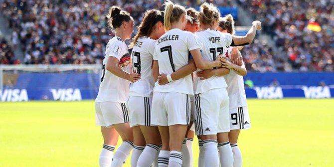 Almanya çeyrek finale yükseldi