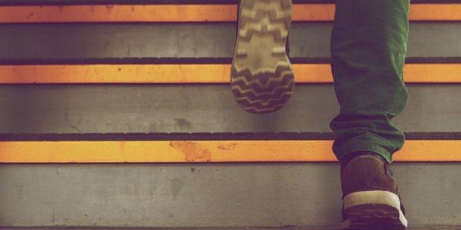 Her gün merdiven çıkmanın 6 faydası
