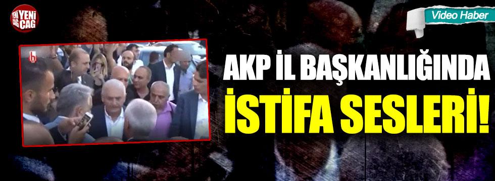 AKP İstanbul İl Başkanlığında istifa sesleri