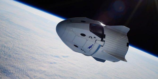 NASA SpaceX için insanlı görev planlıyor
