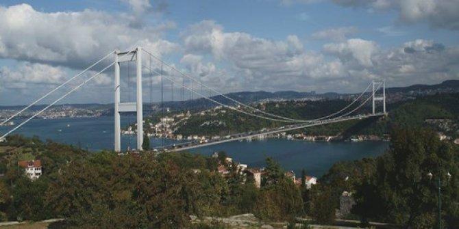 Köprüde intihar: Bulunamadı