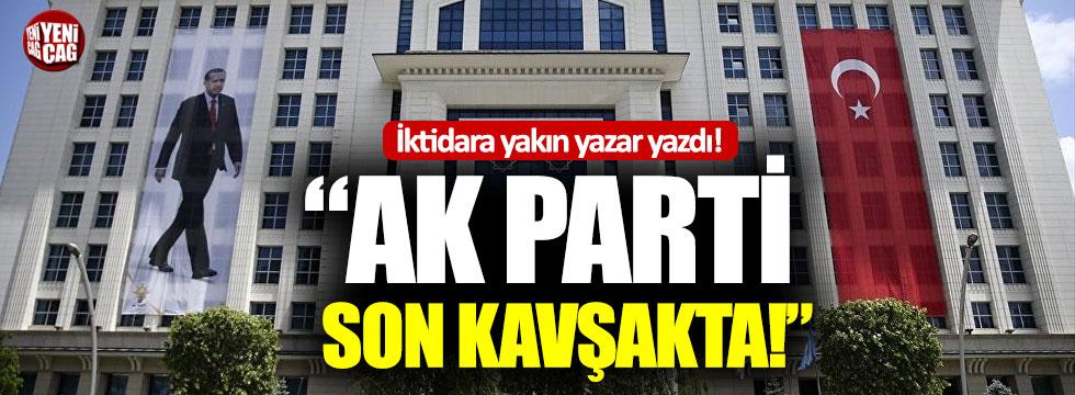 "Abdurrahman Dilipak: ""Ak Parti son kavşakta"""