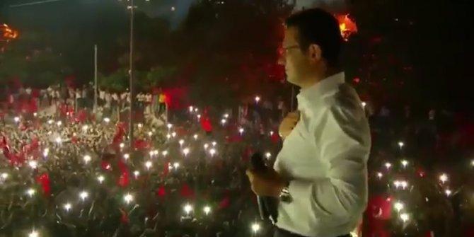 Ekrem İmamoğlu'ndan seçim sonrası ilk paylaşım