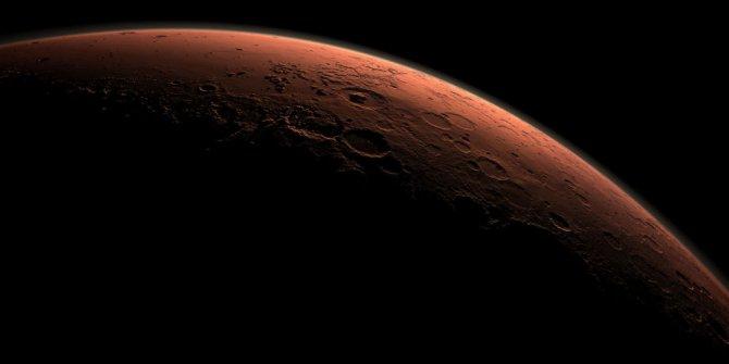 'NASA Mars'ta yaşam olabileceğini gösteren belirtilere rastladı'