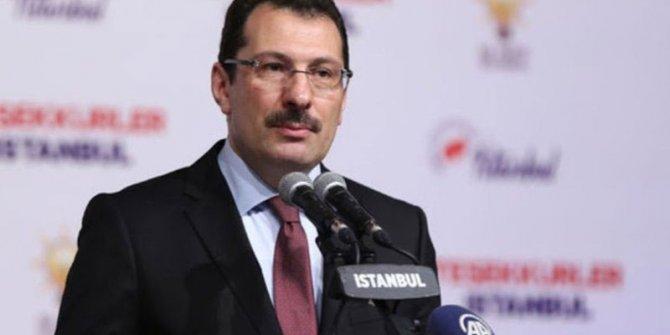 Ali İhsan Yavuz'dan İstanbul açıklaması