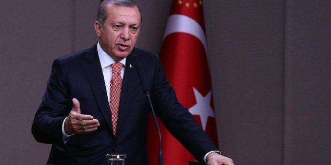 Erdoğan'dan kabine açıklaması