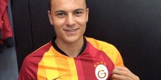 Yusuf Erdoğan Galatasaray forması giydi