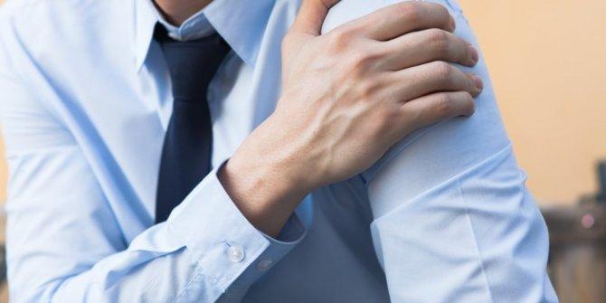 Omuz ağrısı tiroid hastalığının habercisi olabilir