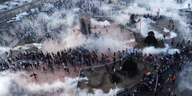 Gezi Parkı davasında tahliye