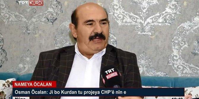 TRT'deki Osman Öcalan rezaletine AKP'den savunma