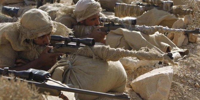 Suudilerden IŞİD operasyonu!