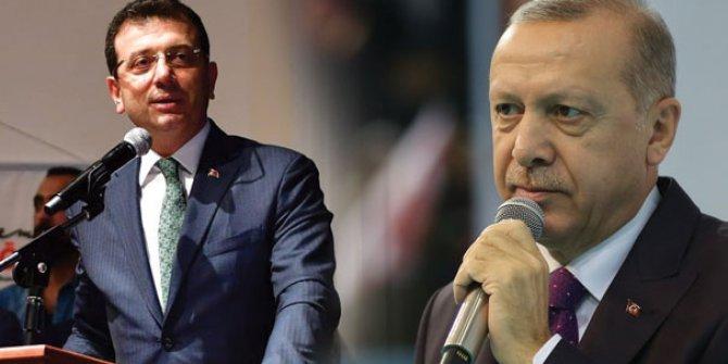 İmamoğlu - Erdoğan yarışı başladı