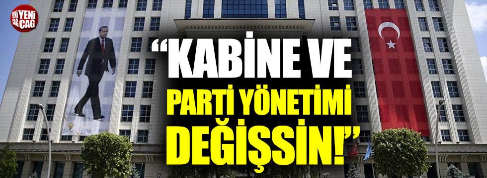 AKP'de 23 Haziran sonrası sert tepki