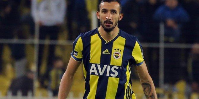 Mehmet Topal Fenerbahçe'den ayrıldı