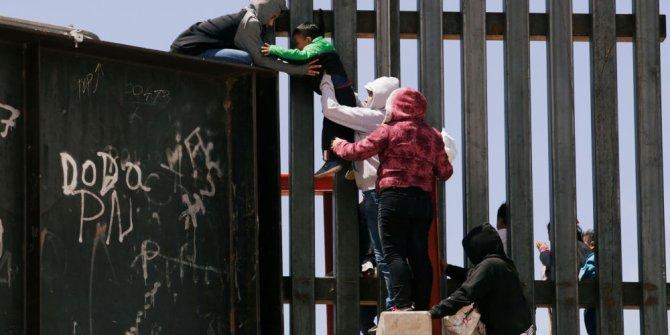 ABD'den Meksikalı göçmen kararı