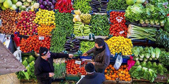 """Türk-İş: """"Ankara'nın gıda enflasyonu 2,67 azaldı"""""""