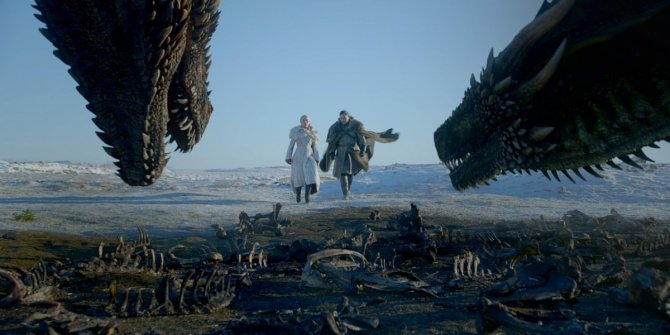 Game of Thrones'un çekimleri başladı!