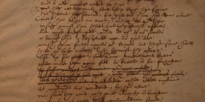 Politikacıların el yazısı mektuplarını yapay zeka yazacak